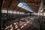 Befejeződött a Nyugati pályaudvar tetőszerkezetének építése