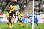 Nem sikerült a továbbjutás a Ferencvárosnak